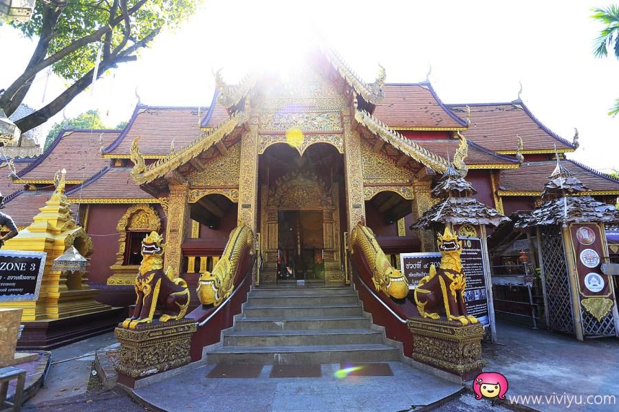 Wat Srisuphan,วัดศรีสุพรรณ,泰國,泰國住宿,泰國旅遊,清邁廟宇,清邁景點,素攀寺 @VIVIYU小世界