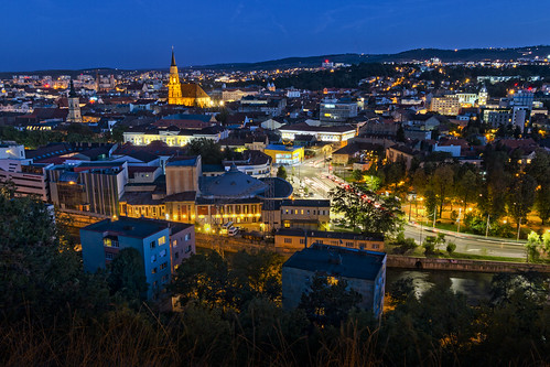 Cetatuia Hill - Cluj-Napoca