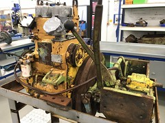 """Simplex Loco at North LIndsey College • <a style=""""font-size:0.8em;"""" href=""""http://www.flickr.com/photos/124804883@N07/31063378657/"""" target=""""_blank"""">View on Flickr</a>"""