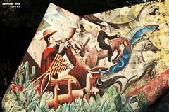 Mural in Omar Park