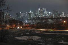 View from Riverdale Park