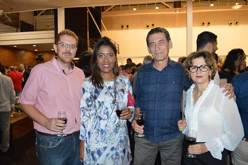Amigos com Mário Carvalho Neto e Elvira Nascimento
