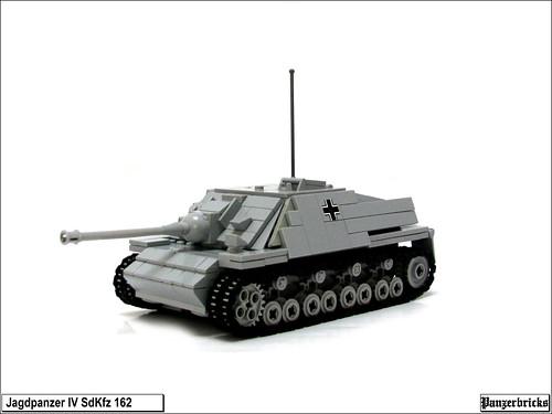 Jagdpanzer IV SdKfz 162