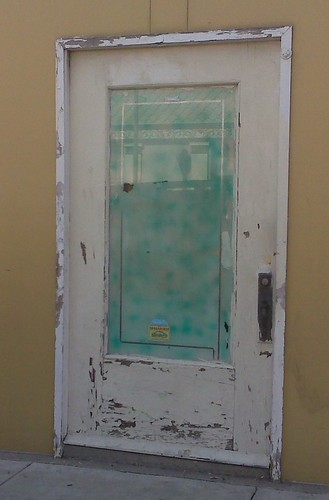 Door, Santa Paula, California