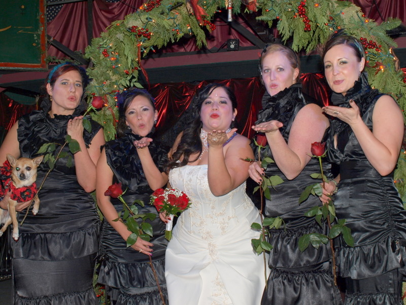 Andre and Felicia's Wedding 12-21-09