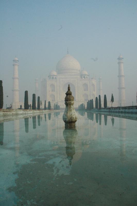 One of the seven wonders, Taj Mahal