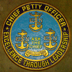 The United States Navy Chief Petty Officer ~ Established April 1