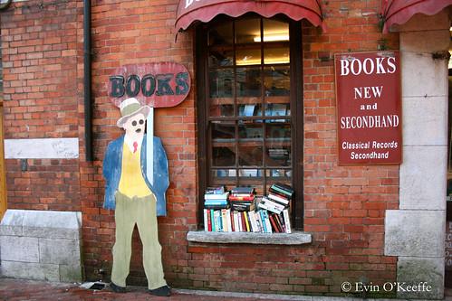 Bookstore on Paul Street