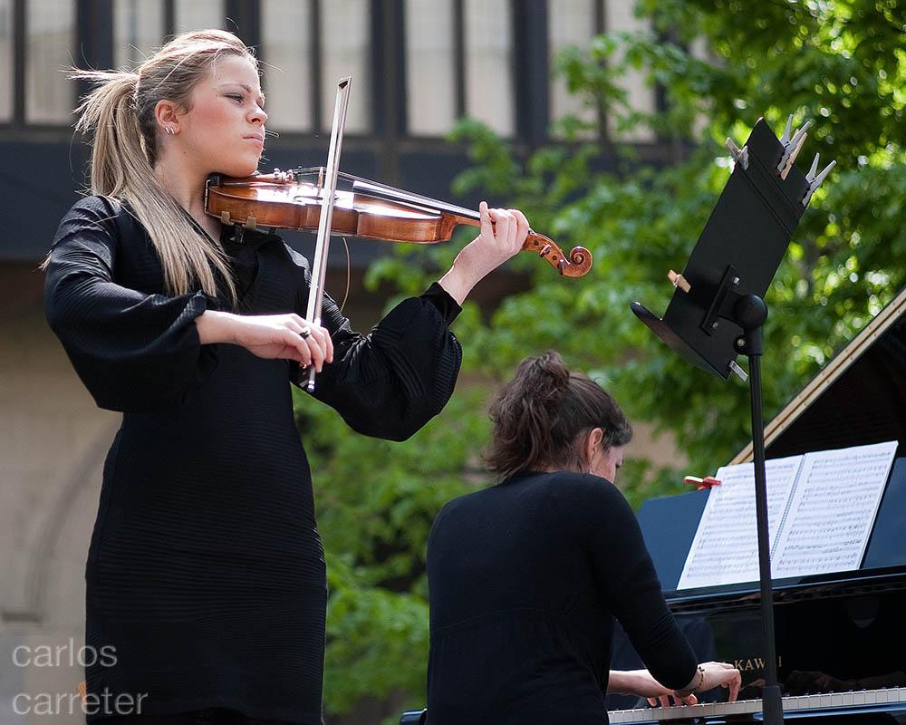Música para el futuro - violín y piano