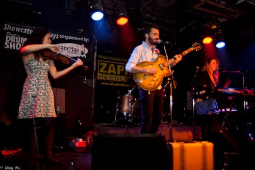 The Belle Game @ Zaphods
