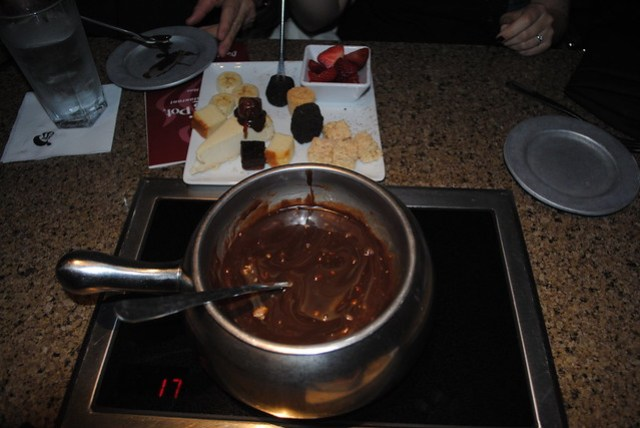 Girls Night Out for Fondue