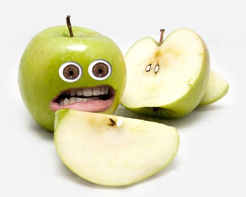 Apple EEEK!