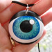 The Eye For An Eye Necklace