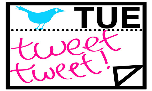Twitter Tuesday Thumnail with Helvetica font