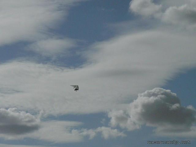 4 P1080899 Mainair - Pegasus Quantum _ City Airport - 2008 (5th July)