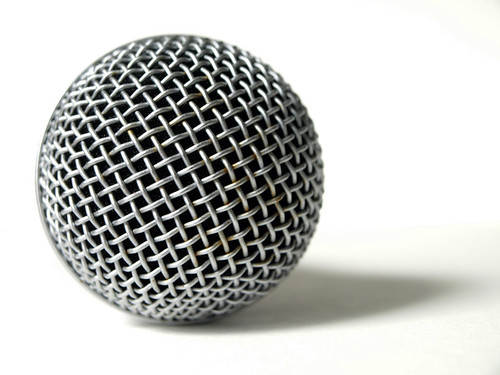 Microphone head