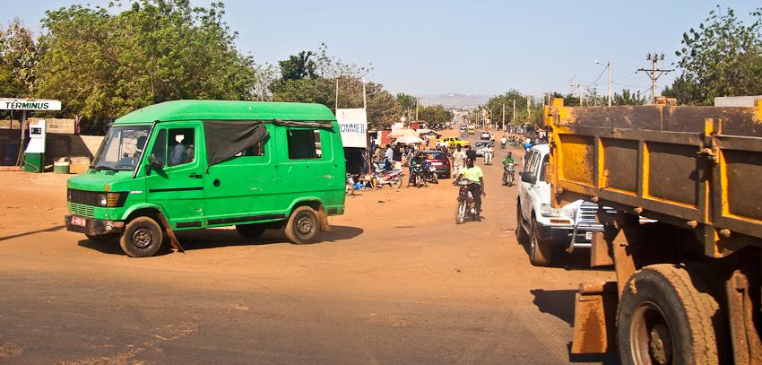 Noch ein bisschen Bamako