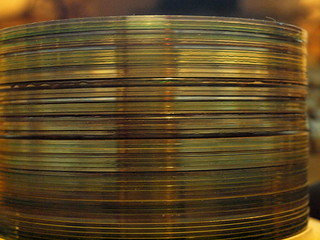 131/365 [cd stack]