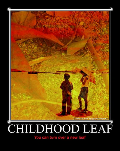 Childhood Leaf