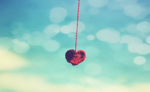 Wear your heart on a string