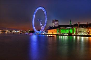 Can You Stop The Machine - London Eye