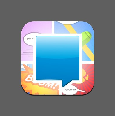 iPhone Graphic.ly Application Icon
