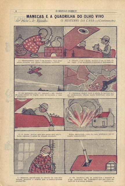 Ilustração Portugueza, No. 612, Novembro 12 1917 - 15 by Gatochy
