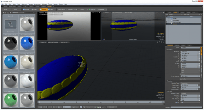 working with Luxology Modo 501 SP4 full crack