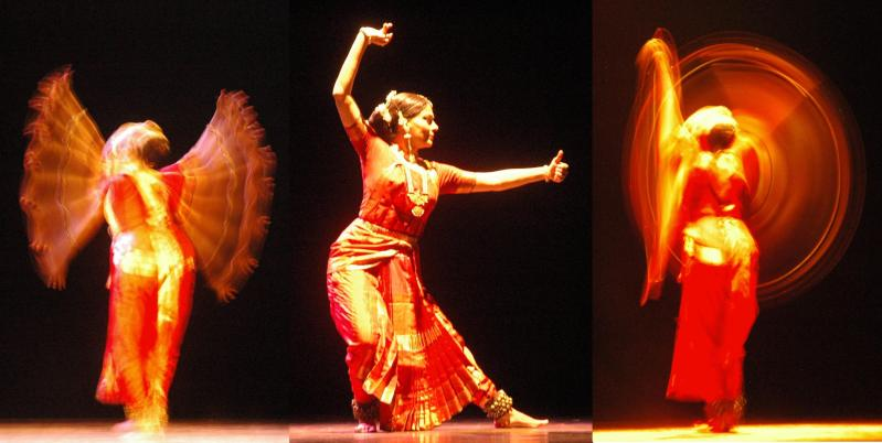 Energy personified, Bharatanatyam, Malavika Surukkai