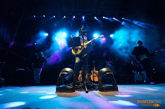 VII Festival de Música Solidario en Ciudad de la Raqueta