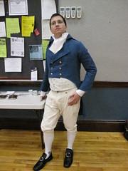1790s Tailcoat and Waistcoat
