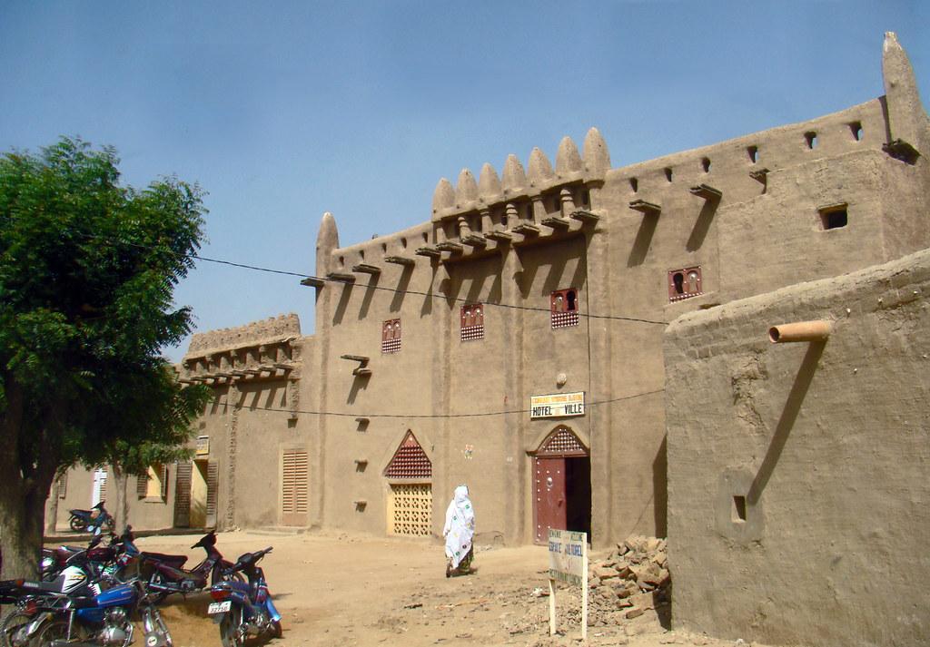 Ayuntamiento Hotel de Ville Djenne Mali  10