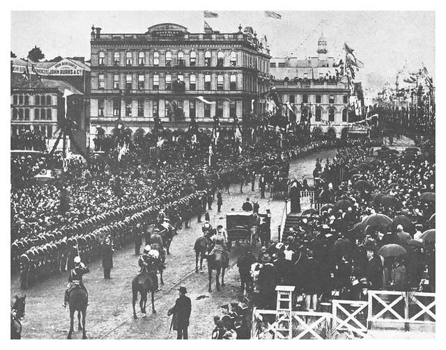Auckland, 1901