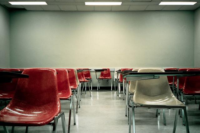 a room full of ideas