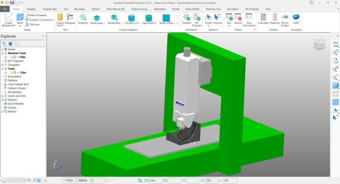working with autodesk powermill 2018 full license