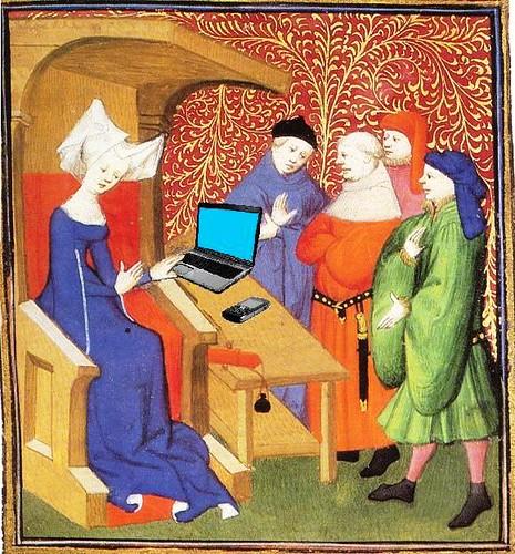 Christine de Pizan, Multi-Tasking