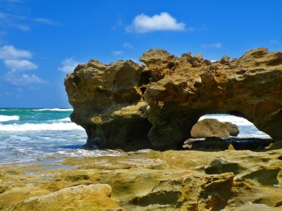 Limestone Arch, Coral Cove Park, Jupiter Island Florida ...