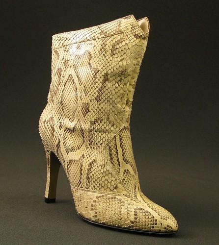 Shoe: Boot made by Terry de Havilland (1979)