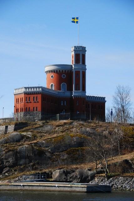 Stockholm Landmark
