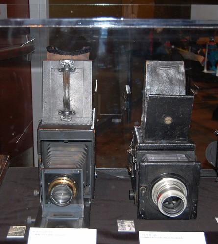 RB Auto Graflex Camera  -  Delta Reflex Camera -  Eastman House por dennieorson