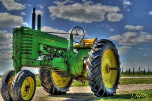 1952 John Deere B 1 | Flickr  Photo Sharing!