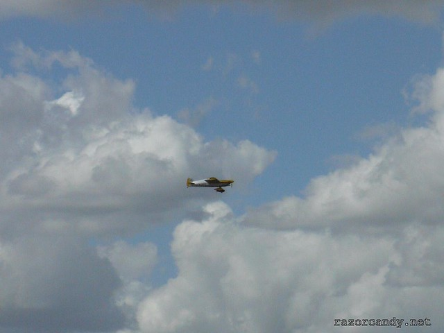 16 P1080490 Cassutt IIIM Racers {G-BOMB} {G-BPVO} {G-RUNT} _ City Airport - 2008 (5th July)