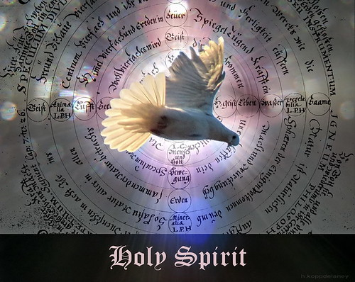 Holy Spirit by h.koppdelaney
