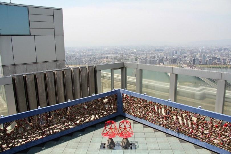 deux sièges à umeda