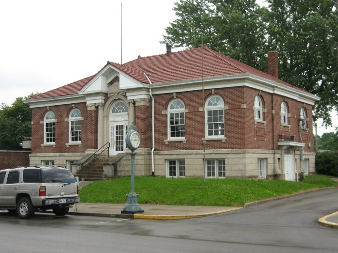 North Vernon library
