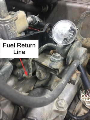 Engine Starting Issues w 16L 16V Sidekick Engine  Page