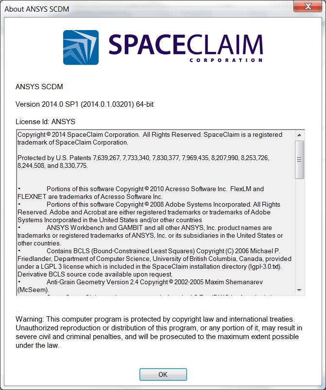 SpaceClaim 2014 sp1 x86 x64 full crack