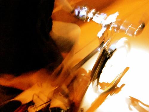 Bike Path Fire