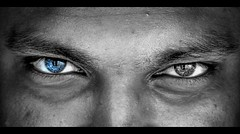 Eyes are the mirror of the soul