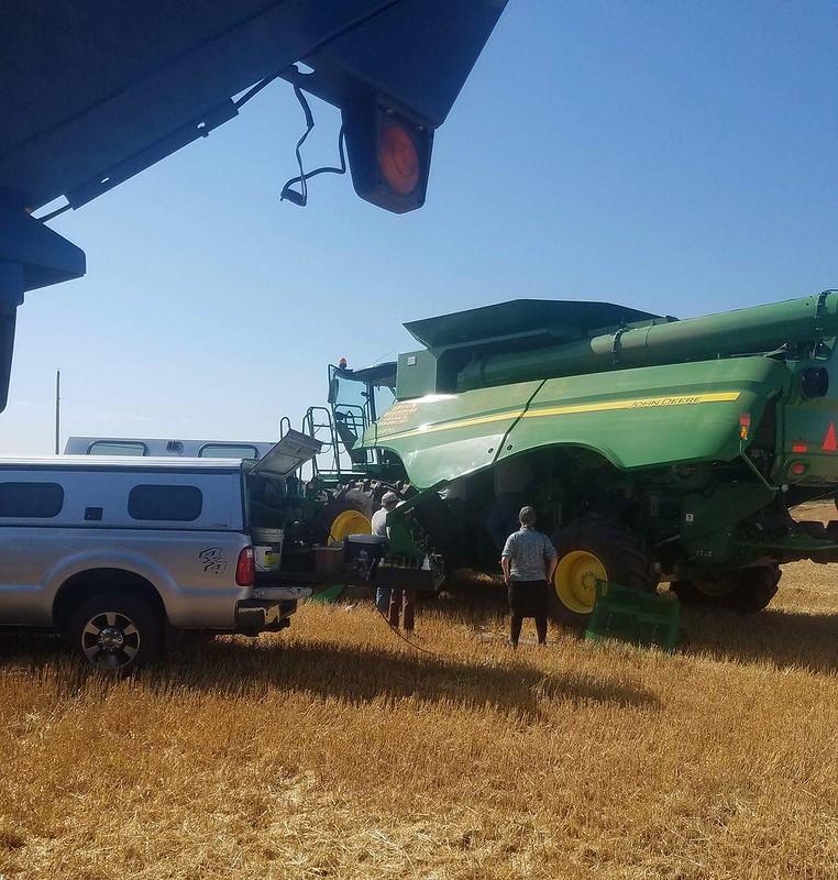 John Deere Harvest Support